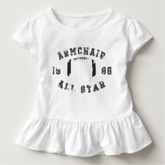 Armchair All Star Football Toddler T-shirt