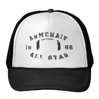 Armchair All Star Football Trucker Hat
