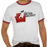 Armchair Archivist T Shirt