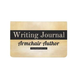 Armchair Author Pocket Writing Journal