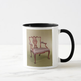 Armchair by Thomas Chippendale, c.1760 Mug