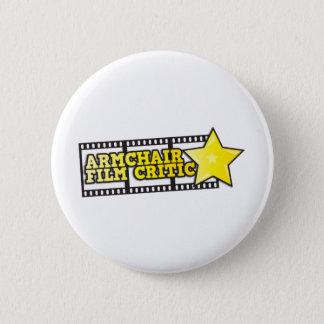 Armchair film critic button
