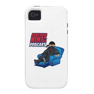 Armchair Ninja QPC Case For The iPhone 4
