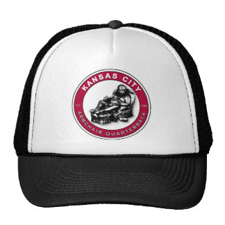 ARMCHAIR QB Kansas City Football Trucker Hat