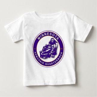 Armchair QB Minnesota Football Baby T-Shirt