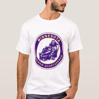 Armchair QB Minnesota Football T-Shirt