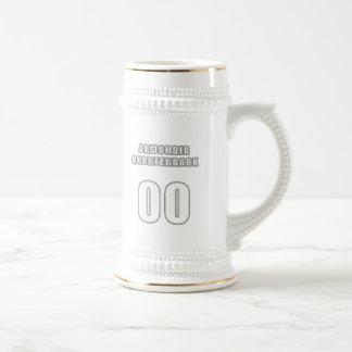 Armchair Quarterback 00 18 Oz Beer Stein