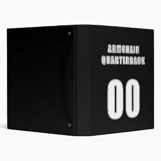 Armchair Quarterback 00 3 Ring Binder