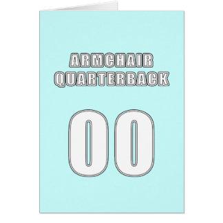 Armchair Quarterback 00 Card