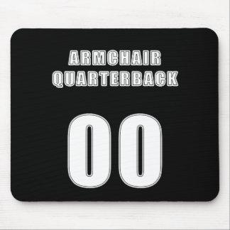 Armchair Quarterback 00 Mouse Pad