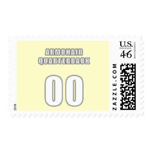 Armchair Quarterback 00 Stamps
