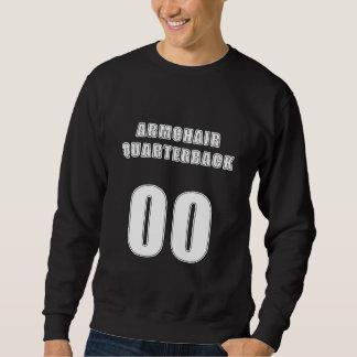 Armchair Quarterback 00 Pull Over Sweatshirt
