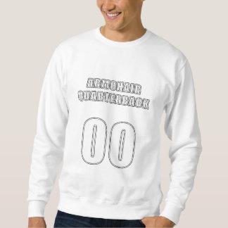 Armchair Quarterback 00 Pullover Sweatshirt