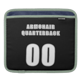 Armchair Quarterback 00 Sleeves For iPads