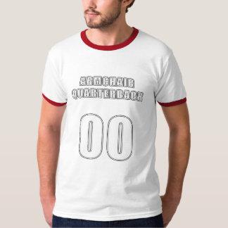Armchair Quarterback 00 T-Shirt