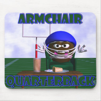Armchair Quarterback Mousepad