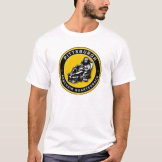 Armchair Quarterback Pittsburgh Football T-Shirt
