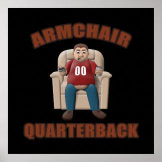 Armchair Quarterback Posters