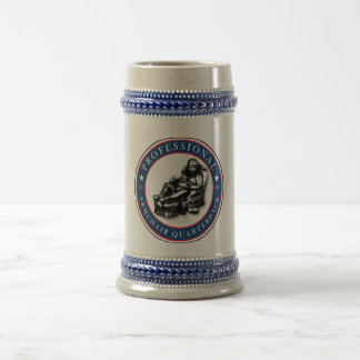 Armchair Quarterback - Professional Beer Stein