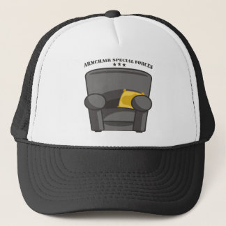 Armchair Special Forces Trucker Hat