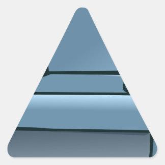 Armchair Triangle Sticker