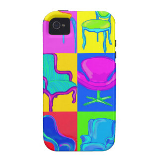 Armchairs Case-Mate iPhone 4 Case