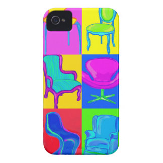 Armchairs iPhone 4 Case-Mate Cases