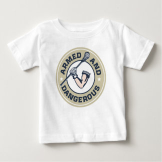 Armed and Dangerous Baby T-Shirt