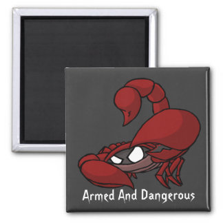 Armed and Dangerous Magnet