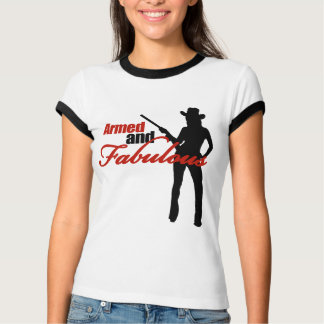 Armed and Fabulous T-Shirt