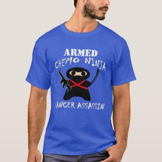 Armed Chemo Ninja T-Shirt