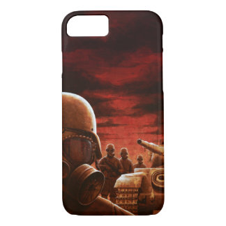 Armed For War iPhone 7 Case