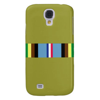 Armed Forces Expeditionary Ribbon Galaxy S4 Covers