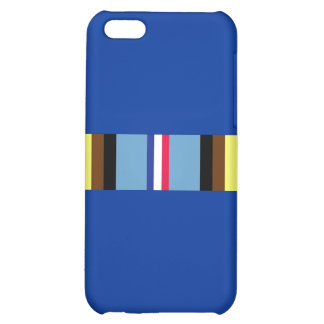 Armed Forces Expeditionary Ribbon iPhone 5C Case