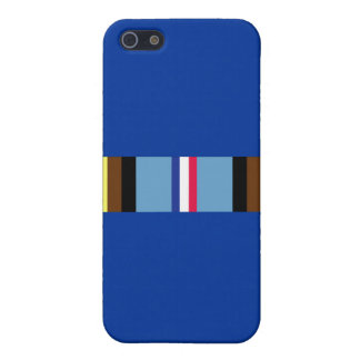 Armed Forces Expeditionary Ribbon iPhone SE/5/5s Case