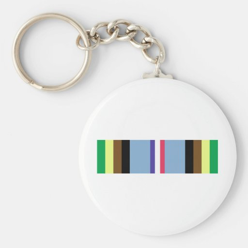 Armed Forces Expeditionary Ribbon Keychain