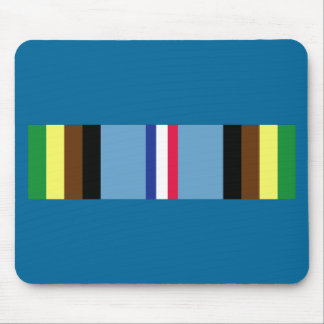 Armed Forces Expeditionary Ribbon Mouse Pad