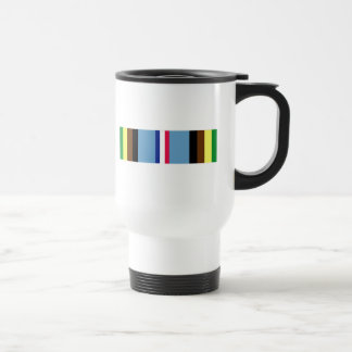 Armed Forces Expeditionary Ribbon Travel Mug