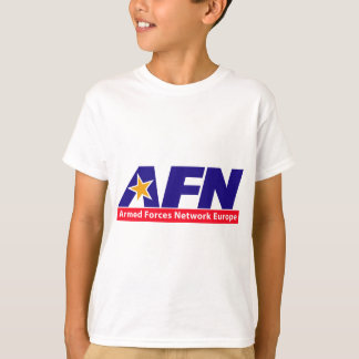 Armed Forces Network Europe T-Shirt