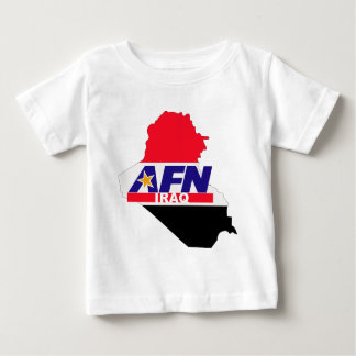 Armed Forces Network Iraq Baby T-Shirt