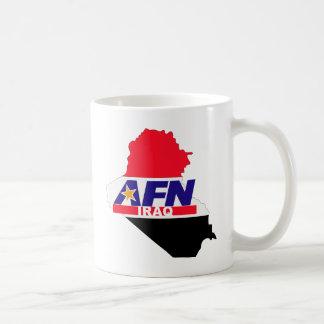 Armed Forces Network Iraq Coffee Mug