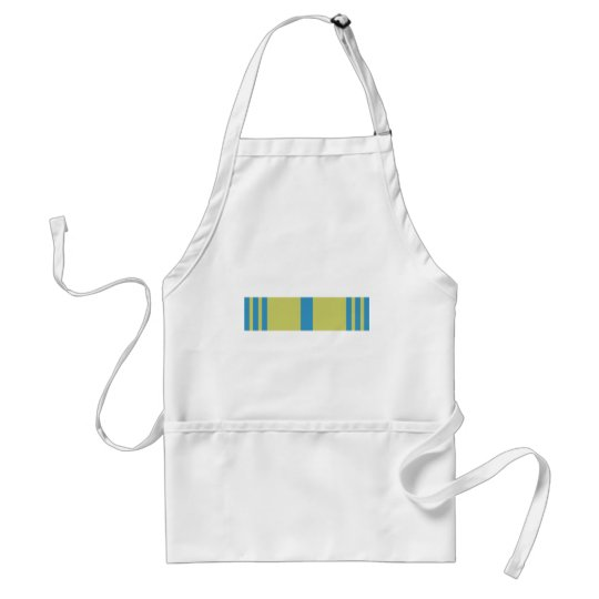 Armed Forces Reserve Ribbon Adult Apron
