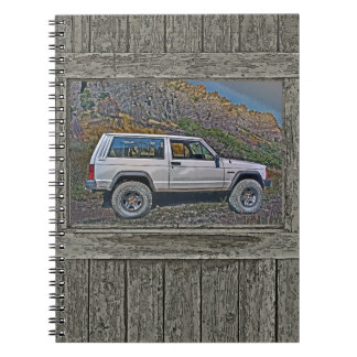 Armed off road 2A Notebook