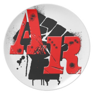 ARMED Resistance Fist PLATE