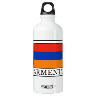 Armenia Aluminum Water Bottle