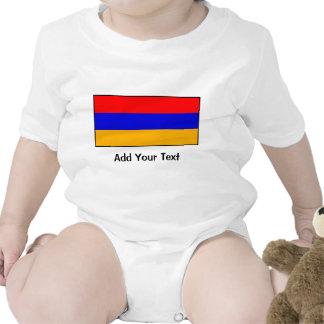 Armenia - Armenian Flag Tee Shirt