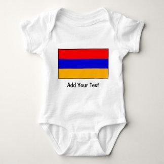 Armenia - bandera armenia poleras