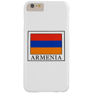 Armenia Barely There iPhone 6 Plus Case