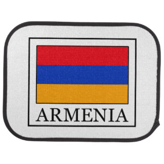 Armenia Car Mat