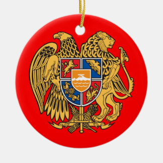 ARMENIA* Christmas Tree Ornament